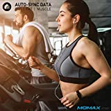 MOMAX HeaIth Tracker IoT Wi-Fi Digital BMI BMR