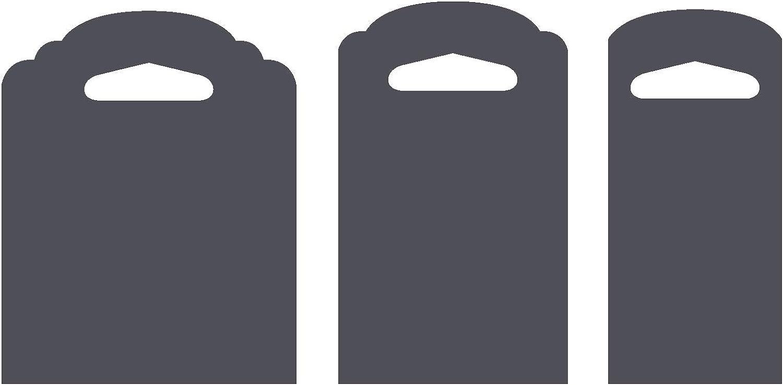 Gru/ßkarten Basteln Scrapbooking Etiketten Gobesty Etiketten-Stanzer Fotos 3 in 1 Eckenstanzer Eck-Stanzer Anh/änger-Stanzer Papierstanzer Stanzer in Verschiedene Gr/ö/ßen f/ür Geschenkanh/änger