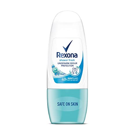 Rexona Shower Fresh Underarm Odour Protection Roll On, 25ml