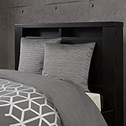 "Metropolitan Home Br &Nameinternal Brockton Euro Sham 26x26+1"""""""" Grey"