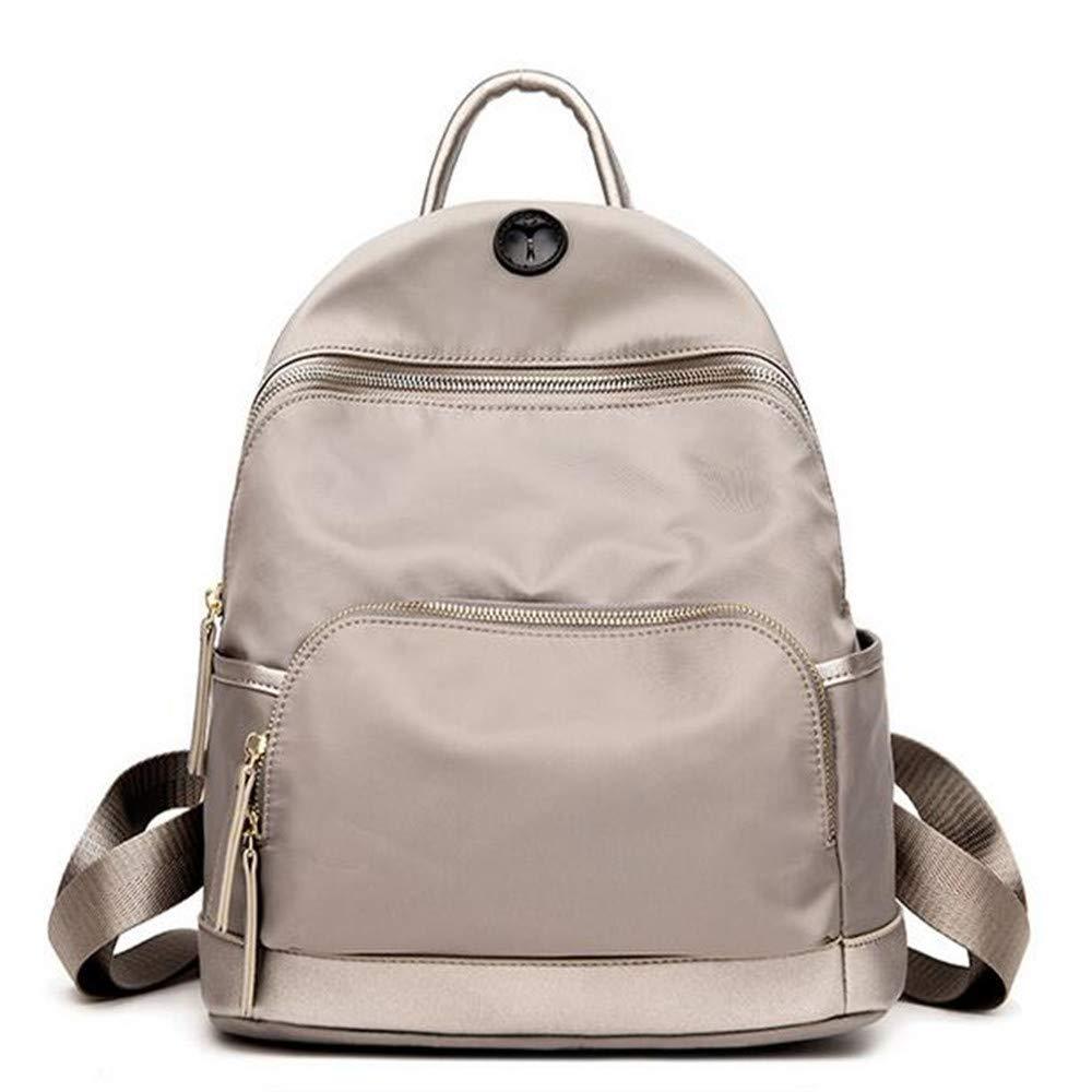 Oxford cloth shoulder bag ladies wild casual canvas nylon fashion bag female backpack