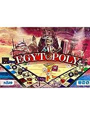 Nilco EGYTOPOLY Board Game