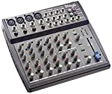 Stagg SMIX 4M4S US Multi-Channel Stereo Mixer with 2-4 Mono and 2-4 Stereo Input Channels