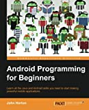 img - for Android Programming for Beginners book / textbook / text book