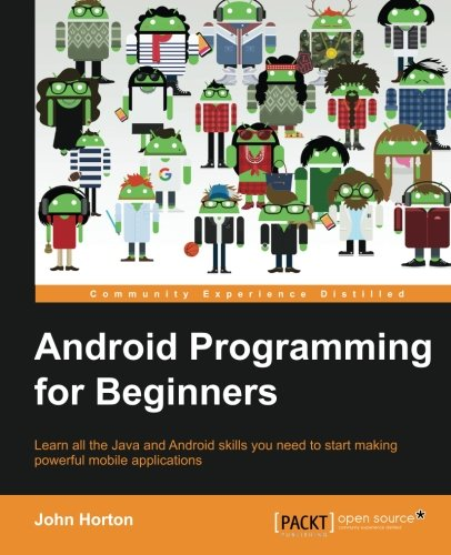 Android Programming for Beginners by Packt Publishing - ebooks Account