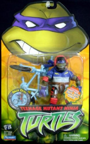 Amazon.com: Teenage Mutant Ninja Turtles figura & Bike ...