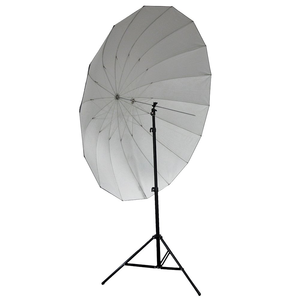 Neewer 185cm Silver With Black Cover Reflective Parabolic