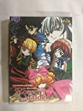 ROZEN MAIDEN JAPANESE CARTOON CHAPTER 1-12 (END) ENGLISH SUB *ALL NTSC* IMPORT DVD 2DISC