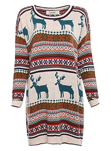 Casual Cute Christmas Sweaters for Women