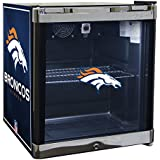 Glaros Officially Licensed NFL Beverage Center / Refrigerator - Denver Broncos