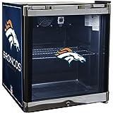 Glaros Officially Licensed NFL Beverage Center / Refrigerator - Denver Broncos