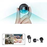Innoo Tech WiFi Mini Hidden Spy Camera HD 1080P Wireless Portable Small Camera with Motion Detection and Night Version…