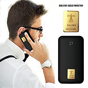 EMF Protectors, Cell Phone Anti Radiation Protector Shield Sticker, The Best EMF Shield for All Mobile Phones/ Laptop/ Tablet/ Kindle/ Router/ Wifi, EMF Protection for Home EMR Neutralizer blocker