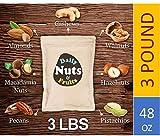 Daily Nuts Bulk Mixed Nuts (Original, 3 LB) Review