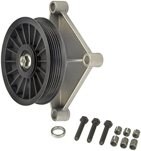 air conditioning bypass pulley - 7