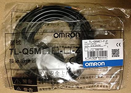 Omron TL-Q5MC1-F-Z 2M Proximity Sensor NPN NO, 5mm