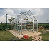 Palram Snap & Grow Greenhouse - 8ft.W x 16ft.L, 128 sq. ft., Model# HG8016