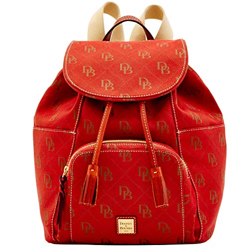 Dooney & Bourke Maxi Quilt Large Backpack