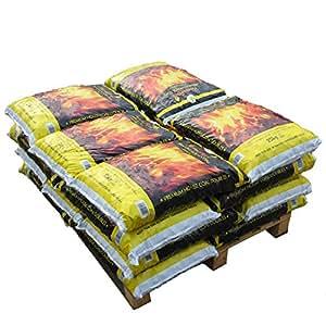 20 x 25 kg de carbón agudos itcentre casa bolsas