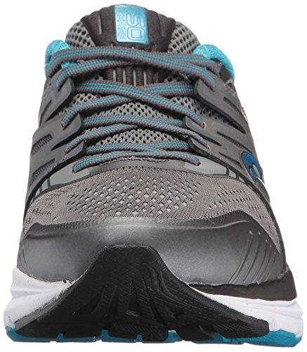 Blue 2 Saucony Running Grey ISO Redeemer Women's Shoes tqWzxHz0Uw