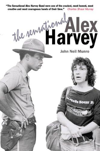 Download The Sensational Alex Harvey pdf epub