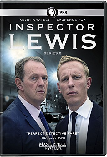 Masterpiece Mystery!: Inspector Lewis 8 (Full UK-Length Edition) DVD (Best Inspector Lewis Episodes)