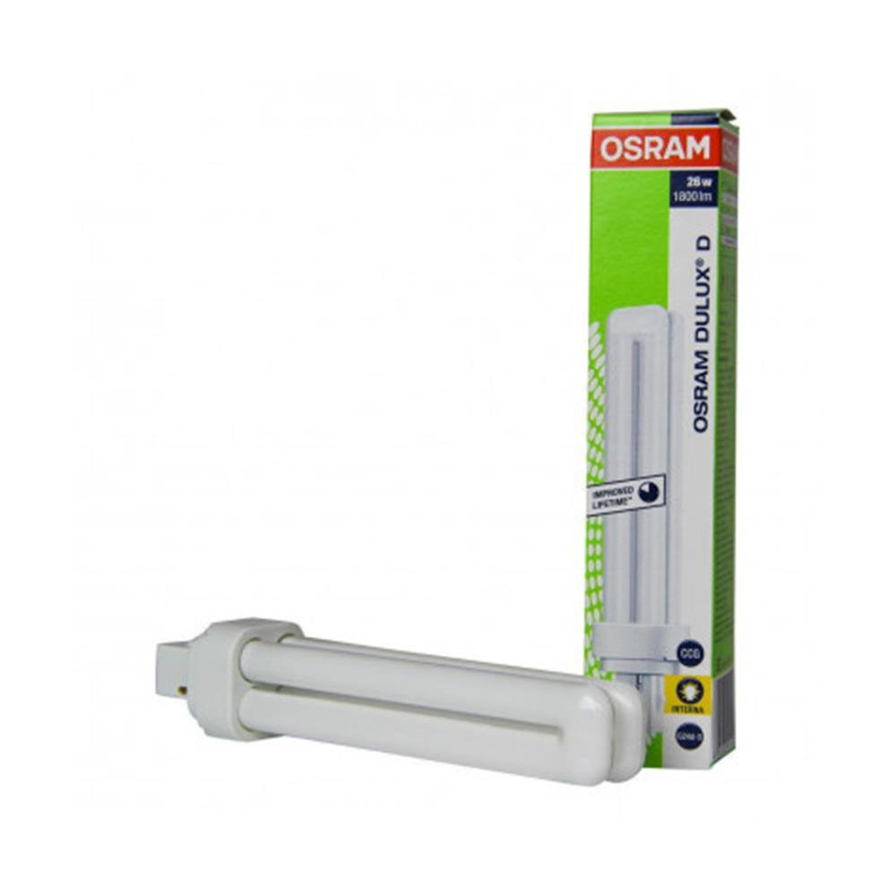 Dulux D PL-C 26w 827 2 pin Osram Arcibold Home