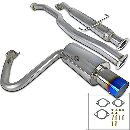 Titanium Exhaust Hangers (Spec-D Tuning MFCAT2-TC05T-SD Scion Tc 2.5