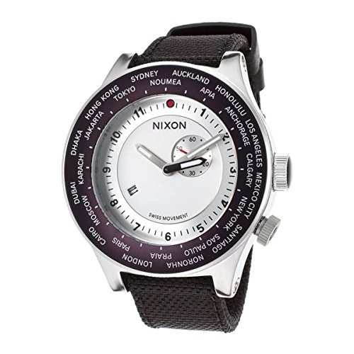 nixon-mens-passport-swiss-quartz-stainless-steel-and-nylon-automatic-watch-colorblue-model-a3211433