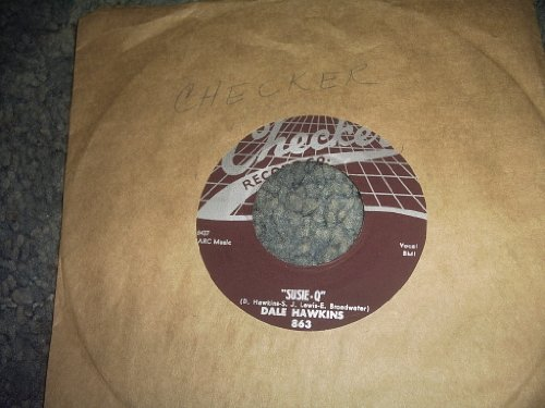 Way Records 45 Rpm (Susie Q-don't Treat Me This Way 45 Rpm Record)