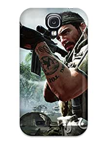 Hot Tpye Call Of Duty Case Cover For Galaxy S4