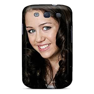 Hot New Miley Cyrus Beautiful Case Cover For Galaxy S3 With Perfect Design