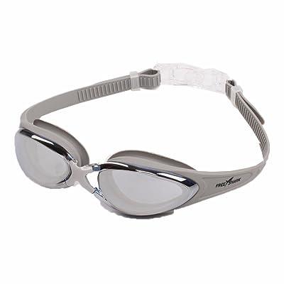 étanche anti brouillard UV adultes Lentilles de couleur professionnels plongée Swimmingglasses