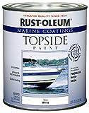 Rust-Oleum Marine Topside Paint, 1-Quart