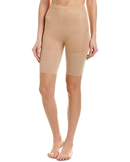 SPANX Star Power Women/'s Tame To Fame High-Waist Mid-Thigh Shaper