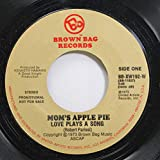 MOM'S APPLE PIE 45 RPM LOVE PLAYS A SONG / LOVE PLAYS A SONG