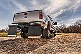 mud flap mounts - Husky Liners Hitch Mount Mud Flaps Fits 99-18 Silverado, 04-18 Ram, 88-18 F150