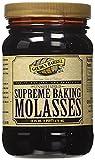 Golden Barrel Supreme Baking Molasses, 16 Oz. Jars (Pack of 2)