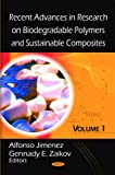 Recent Advances in Research on Biodegradable Polymers and Sustainable Composites, , 1606920952