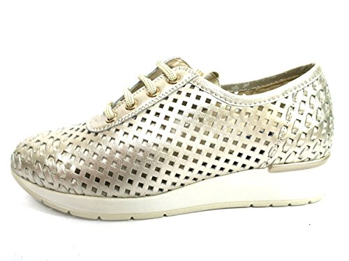 R20004 AVANA Scarpa donna Melluso sneaker pelle made in Italy