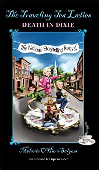Book The Traveling Tea Ladies Death in Dixie