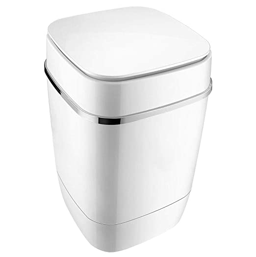 A Washing Machine PequeñA Lavadora SemiautomáTica Compacta, Mini ...