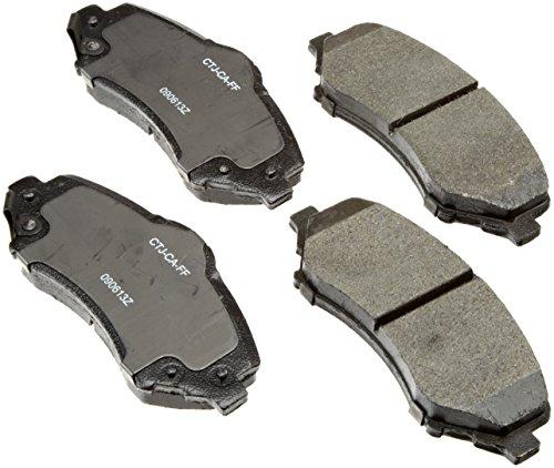 (Raybestos SGD1273M Service Grade Semi-Metallic Disc Brake Pad)