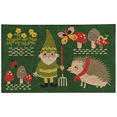Now Designs Doormat, Gnome Sweet Gnome