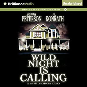 Wild Night Is Calling Audiobook