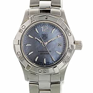Tag Heuer Aquaracer quartz womens Watch WAF1417 (Certified Pre-owned)