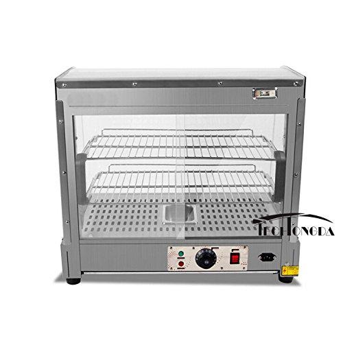 Kitchen&Restaurant Equipment Food Warmer Display 110V Commercial Wooden Package