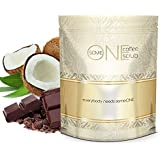 Anti Cellulite Coffee Kona Scrub with Dead Sea Salts - 24oz - All Natural - Coffee Scrubs Are Great Body Scrubs for Reducing Cellulite and Stretch Marks