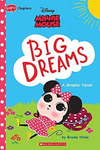 Book Cover: Minnie Mouse: Big Dreams