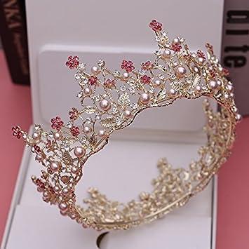 Amazon.com: Cantidad 1 x perlas de alta _ final _ rosa _ ...
